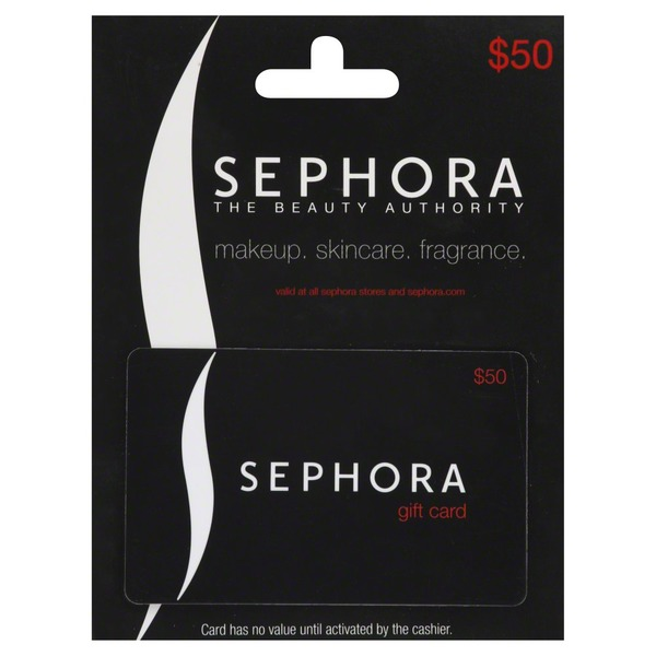 Sephora Gift Card ( Email Delivery )